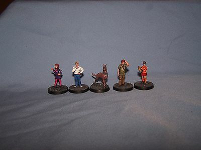 Painted 28mm Hasslefree Scooby-Doo and the Gang
