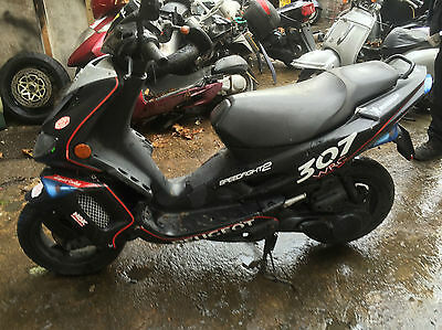 Peugeot Speedfight spares or project