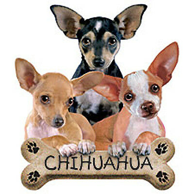 CHIHUAHUA Puppies fabric panel & Paws fabric panel