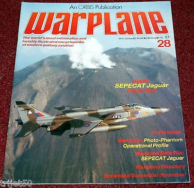 Warplane 28 Jaguar,Phantom