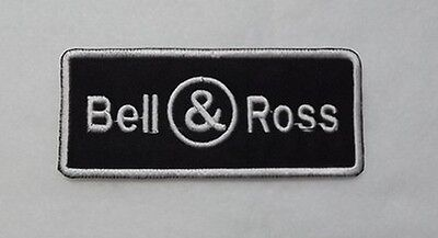Patch / Ecusson BELL & ross