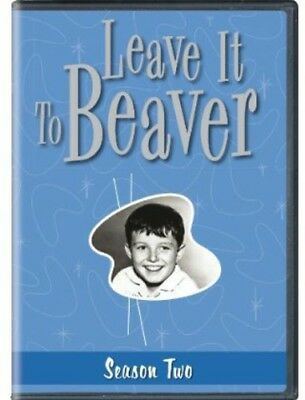 Leave It to Beaver: Season Two [New DVD] Boxed Set, Repackaged, Snap Case