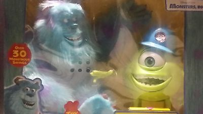 Monsters, INC. Electronic Interactive Talking Sulley & Mike Combo by Thinkway