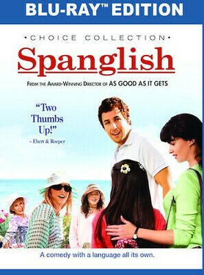 Spanglish [New Blu-ray] Manufactured On Demand, Ac-3/Dolby Digital