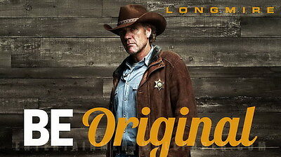 "6753 Hot Movie TV Shows - Longmire 29 24""x14"" Poster"