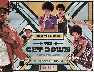 "7301 Hot Movie TV Shows - The Get Down 7 18""x14"" Poster"