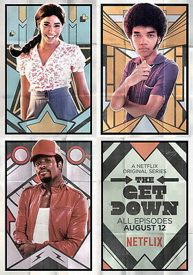 "7293 Hot Movie TV Shows - The Get Down 14""x19"" Poster"