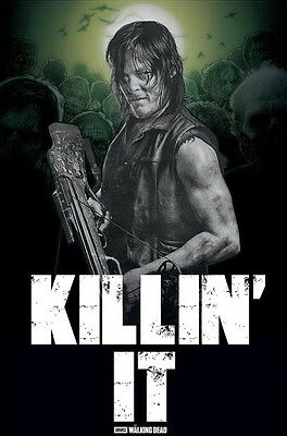 """7500 Hot Movie TV Shows - The Walking Dead 40 14""""x21"""" Poster"""