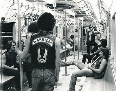 """7583 Hot Movie TV Shows - The Warriors 1979 8 17""""x14"""" Poster"""
