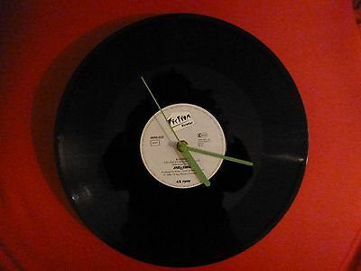 "The Cure A Forest 12"" Single Wallclock"