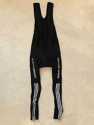 Team Gb_British Cycling Thermal Tights / Trousers_Medium_Great Condition!!