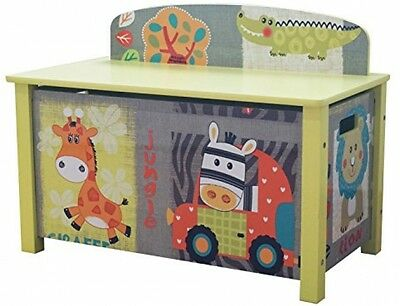 Liberty House Toys TF4820 Kid Safari Big Toy Box