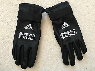 Team Gb_British Cycling Full-Finger Winter Gloves_Large_New!!