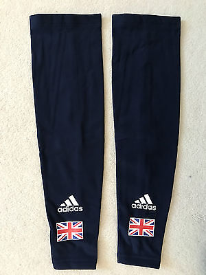 Team Gb_British Cycling Arm Warmers_Large_New!!