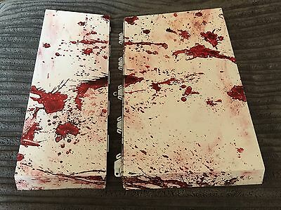 Genuine PS4 Faceplate HDD & Top Cover - Custom Horror