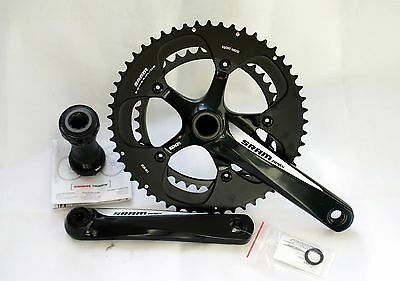 SRAM Apex chainset 53/39 172.5mm with GXP bottom bracket New
