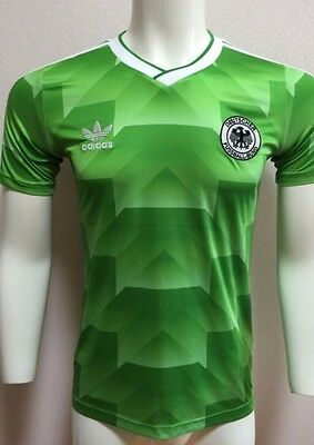 West Germany 1990 Away Shirt Large Deutschland World Cup Amazing Quality