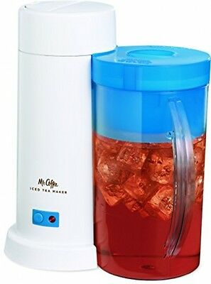 Iced Tea Maker Pitcher Kitchen Essentials Home Household Food Processor Clear