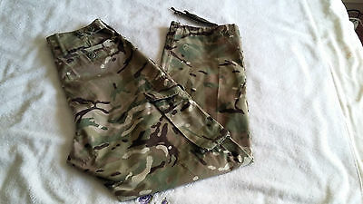 British Army Issue Mtp S95 Windproof Combat Trousers 76/80/96.
