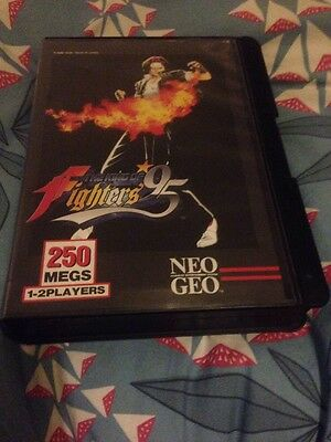 King Of Fighters 95 English AES Neo Geo
