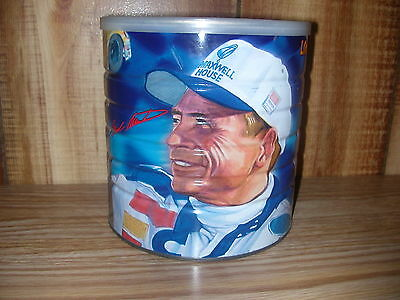 Limited Edition Maxwell House Master Blend Coffee Can Mark Martin