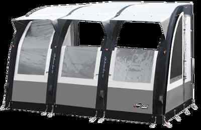 Inflatable 390 lux caravan awning