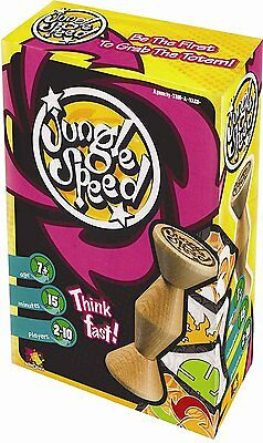 Edition Jungle Speed Card Game * Brand New * Fast Delivery