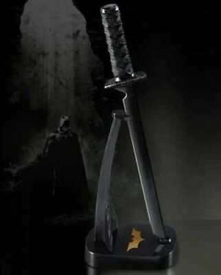 Batman Collectors Ninja Sword Letter Opener Stainless Steel Die Cast Brand New
