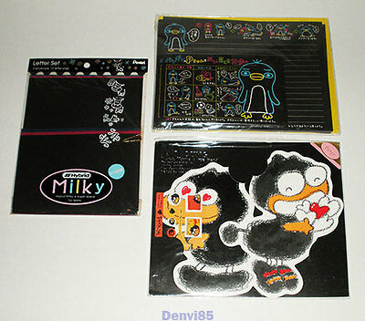 HTF! Lot of 3 Stationery Sets! 2 from JAPAN! 1 from KOREA! All NEW!