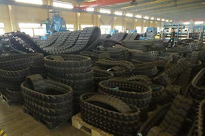 IHI 1S12G Excavator  Rubber Track 230*72*43