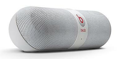 Beats Pill 2.0 Wireless Speaker - White Genuine Beats By Dre Bluetooth Portable