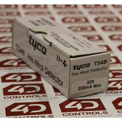 TYCO T54B Fire/Heat Detector - New Surplus Open