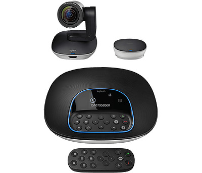 Logitech GROUP VIDEO CONFERENCING FOR MEDIUM TO LARGE GROUPS(960-001054)