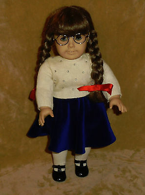American Girl Doll Molly with 1996 Outfit- Rare!