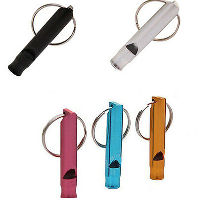 Emergency Whistle Key Chain for Hiking Caving Camping Outdoor Survival