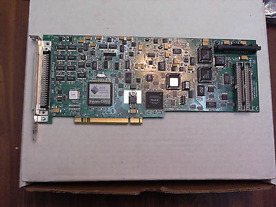 UNITED ELECTRONIC IND. POWERDAQ PD2-MF-64-400/14L , USED Data Acquisition Card