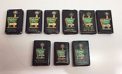 NEW Vintage HOLIDAY INN Soap Lot of 9 ~ Unopened
