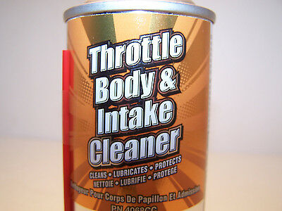 BG Throttle Body & Intake Cleaner  #4068CC  1 CAN for Professional Use Service