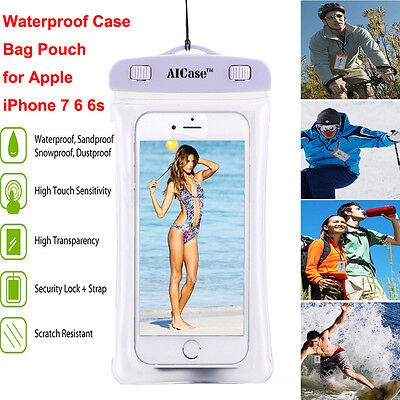 Fr Iphone 6S 7 Plus Best Floating Waterproof Underwater Photo Case Dry Bag Pouch