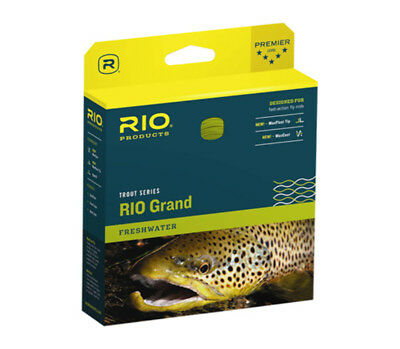 Rio Grand Fly Fishing Fly Line - Half Weight Heavier Line