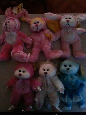 Beanie Kids the Unicorn and Bunny Collection