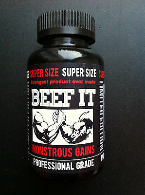 Beef It  Muscle  Gains