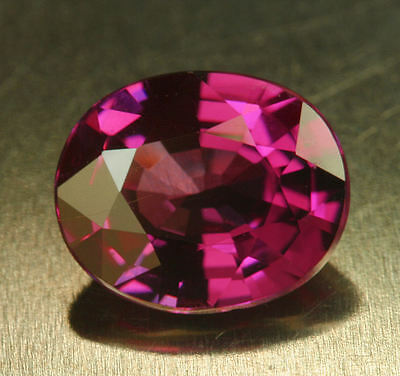 RHODOLITH     tolle  Farbe      1,41 ct