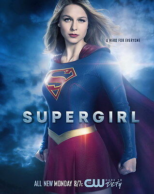 "7147 Hot Movie TV Shows - Supergirl 5 24""x30"" Poster"