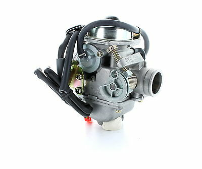 125cc Carb CARBURETTOR 4 Stroke Auto Choke Chinese Scooter 150cc Buggy Quad Bike