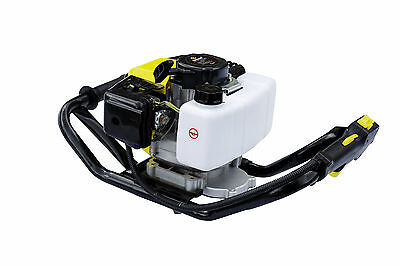 Earth Auger 52cc 200mm Drill Garden Fence Post Plant Hole Borer 2T Petrol 2.5HP