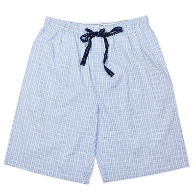 New Mens Coast Clothing Co Check Sleep Shorts  Pjs  Sleepwear Sizes S-XXL