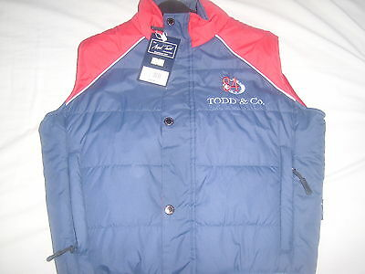 Mark Todd Bally Childs Gilet size age 8-10 BNWT
