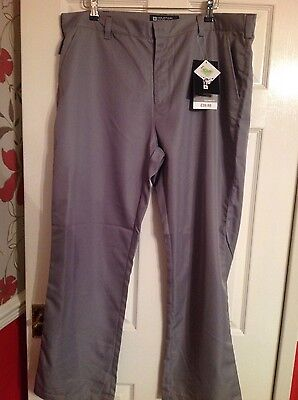 New Mountain warehouse ladies golf trousers size 18 grey