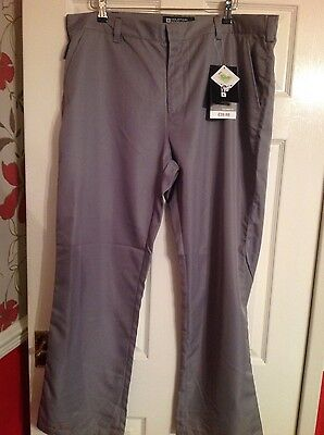 New Mountain warehouse ladies golf trousers size 8 grey